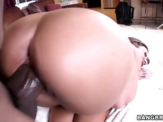 Mason Moore squirts on monster cock