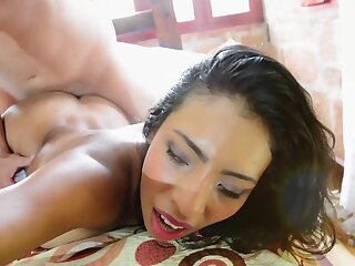 Reprisal sex tape by hot redhead latina jesica dulce